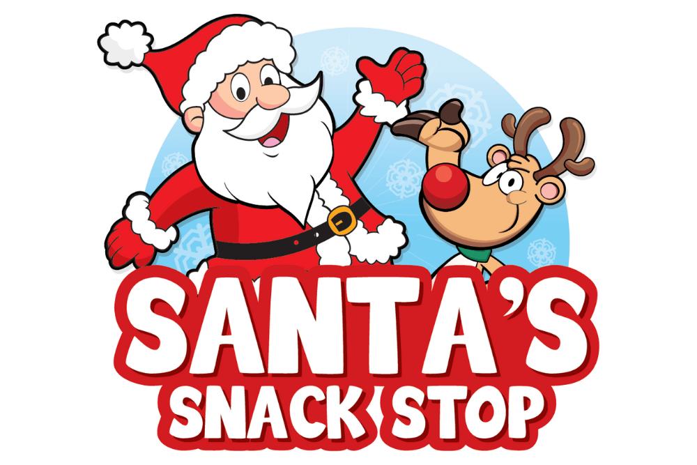 Santa's Snack Stop logo