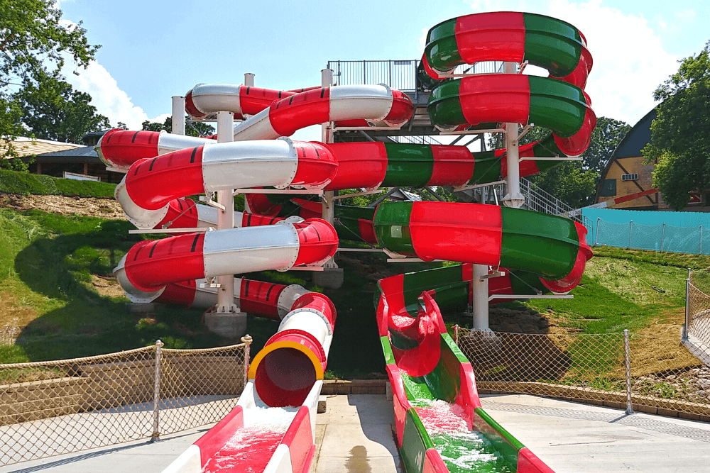 santa springs water slides
