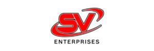 SV Enterprises Red Logo