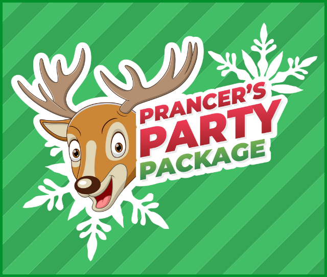 Prancer's Party Package